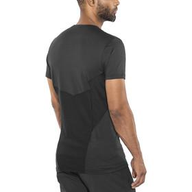 Bergans Fløyen T-shirt Homme, black/solid charcoal